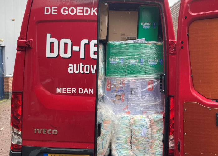 Image with news article: NOW_48.823 diapers!